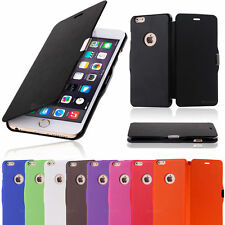 Apple Synthetic Leather Cases, Covers & Skins for iPhone 6