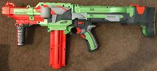 NERF NITRON VORTEX BLASTER AUTOMATIC GUN