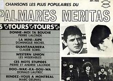 CANADA FRENCH QUEBEC ROCK GARAGE VARIOUS ARTISTS LP LES MISERABLES + LES MYKELS