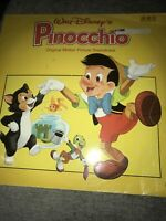 "OST - Pinocchio - Walt Disney 12"" LP BBC Records Mono SUPERFAST Dispatch"