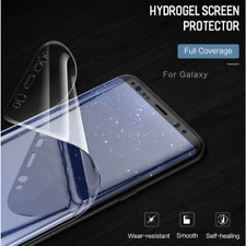 Screen Protector For Samsung Galaxy S9 - 100% Genuine TPU Film - CLEAR