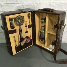 Picnic Time Travel Bar Manhattan Cocktail Case Legacy