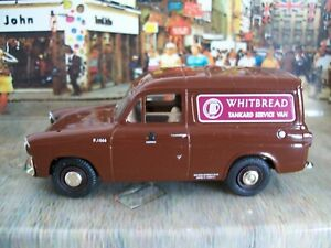 Vanguards Ford Anglia Whitbread Service Van Enfield RARE