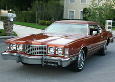 1976 Ford Thunderbird SURVIVOR - ORIGINAL PAINT - 26K MI
