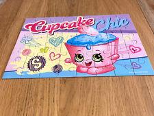 "Shopkins ""Cupcake Chic"" 40 Piece Jigsaw Puzzle"