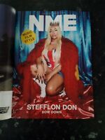 NME MAGAZINE COLLECTORS FINAL PRINT ISSUE LAST EDITION 9th MARCH 18 STEFFLON DON