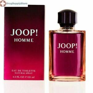 """CS JOOP Homme Perfume by Joop 4.2 oz / 125 ml EDT Spray """"Men's*"""