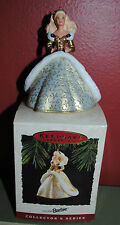 Hallmark Keepsake Ornament Holiday Barbie 1994 2nd in Collector's Series w/tags