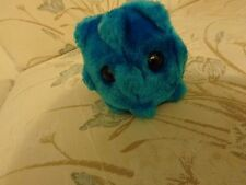 GIANT MICROBES DRUG REP PROMO PLUSH DOLL FIGURE COMMON COLD RHINOVIRUS TUSH TAG