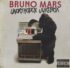 BRUNO MARS - UNORTHODOX JUKEBOX  CD  10 TRACKS INTERNATIONAL POP  NEU