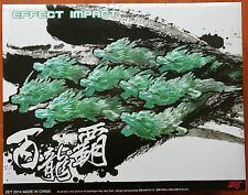 Saint Seiya Myth Cloth 4 Dragons Effect Part + 2 Socle For EX Libra Dohko Shiryu