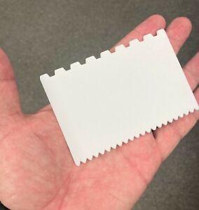 Resin Spreader - Nylon Re- Usable for Art Resin & Epoxy & Craft  Resin