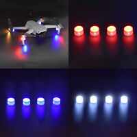 Night Flying Light LED Signal Lamp for DJI Mavic Air 2/Mavic Mini/Mavic2 Pro Kit