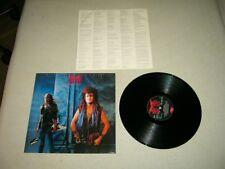 MSG --- original 1987 PERFECT TIMING LP!!!