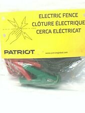 Electric Fence Leads Electric Fenc Electric Fence Wires Wire Leads