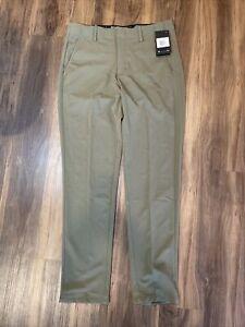 Nike Vapor Flex Slim Fit Golf Pants Green #BV0273-222 $90 NWT Men's Size 32x32