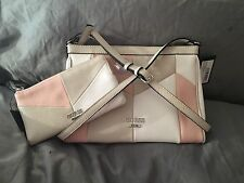 """Authentic Guess """"Diego"""" Collection Crossbody Purse FREE matching Wristlet"""