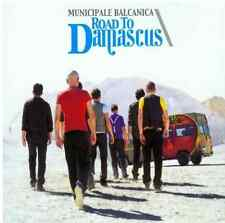 Municipale Balcanica - Road To Damascus (2008 CD QUALITY CHECKED & FAST FREE P&P