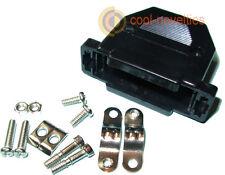 23 Forma D Conector Negro Capucha De Plástico / Cubierta-Para Amiga ordenadores