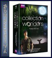 A COLLECTION OF WONDERS - Prof. Brian Cox *** BRAND NEW DVD BOXSET ***