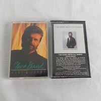 Lot of 2 Chuck Girard Cassettes Fire Light Name Above All Names Christian Praise