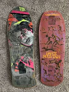OG Gonz and Lance Mountain