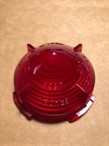 Lotus Citroen Morris Tail Lamp Lens Lucas L538 - NOS Mint.