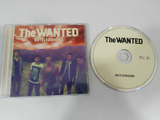 THE WANTED BATTLEGROUND CD 2011