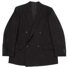 (SALE) yohji yamamoto COSTUME D HOMME Double jacket Size M(K-18409)