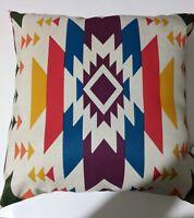 Aztec Style  Indoor Outdoor Mainstays Decorative Pillow  NEW