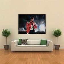 Michael Jackson Singer Giant Wall Art Poster Print