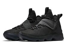 Nike Lebron XIV Limited Zero Dark Thirty Blackout Uk Size 13 Eur 48.5 852402-002