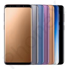 Samsung Galaxy S9 SM-G960F/DS 64GB Smartphone Schwarz Gold Blau Lila Grau