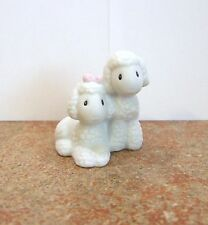 Precious Moments Enesco Noahs Ark Two By Two Sheep Figurine #530077 NIB (PR1)