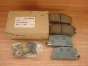 Brake Pads Front fits Isuzu Faster KB Pickup Chevrolet LUV 8970833760 Genuine