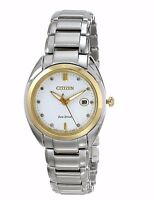 Citizen Eco-Drive Women's EM0314-51A Celestial Diamond Markers Watch