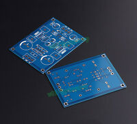 LM317 LM337 Adjustable Voltage Regulator Power Supply Bare PCB For Preamp