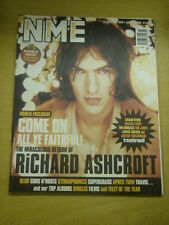 NME 1999 DEC 25 RICHARD ASHCROFT STEREOPHONICS TRAVIS