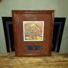 Bev Doolittle New Magic Signed COA Professionally Matted & Framed with Book!