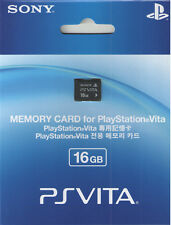 Sony PS Vita (Playstation Vita) Memory Card 16 GB - Ships from USA