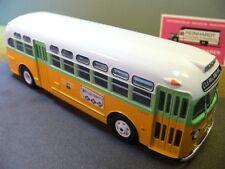 1/43 Ixo GM tdh-3610 Rosa Parks 1955 bus Cleveland Ave 22