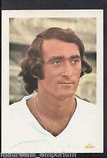 Fks football-foot euro stars'77 autocollant nº 115-jose martinez pirri-espagne