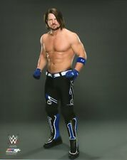 "THE PHENOMENAL AJ STYLES WWE WRESTLING 8x10"" PROMO PHOTO"