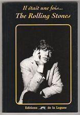 Il était une fois The Rolling stones  Philippe Margotin