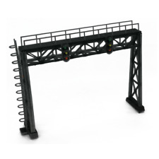 Outland Models Railroad Scenery Signal Gantry Bridge (non-electric) N Scale