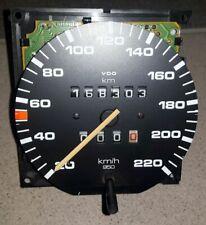 Tachometer VW Golf 2, Scirocco 2, Jetta 2 mit Boardcomputer