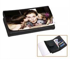 Portefeuille Grand Format en Simili Cuir personnalisé avec votre photo Et Prénom