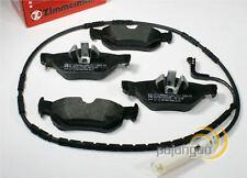 BMW 1er [F20 F21] - zimmermann Pastillas Freno de Cable Advertencia para Delante