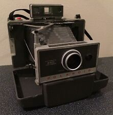 Polaroid Automatic 340 Land Camera with Timer