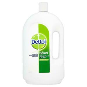 Dettol Antiseptic Liquid 4L large Bottle